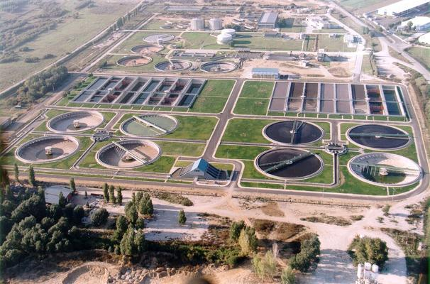 Thessaloniki Sewage And Waste Water Plant