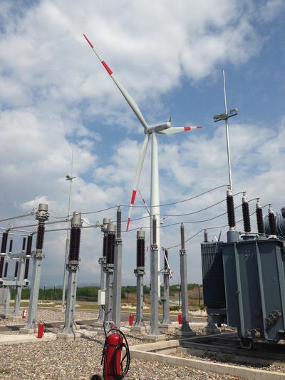 Wind Park Bogdanci - Lot 2 (Turn-Key - EPC Project)