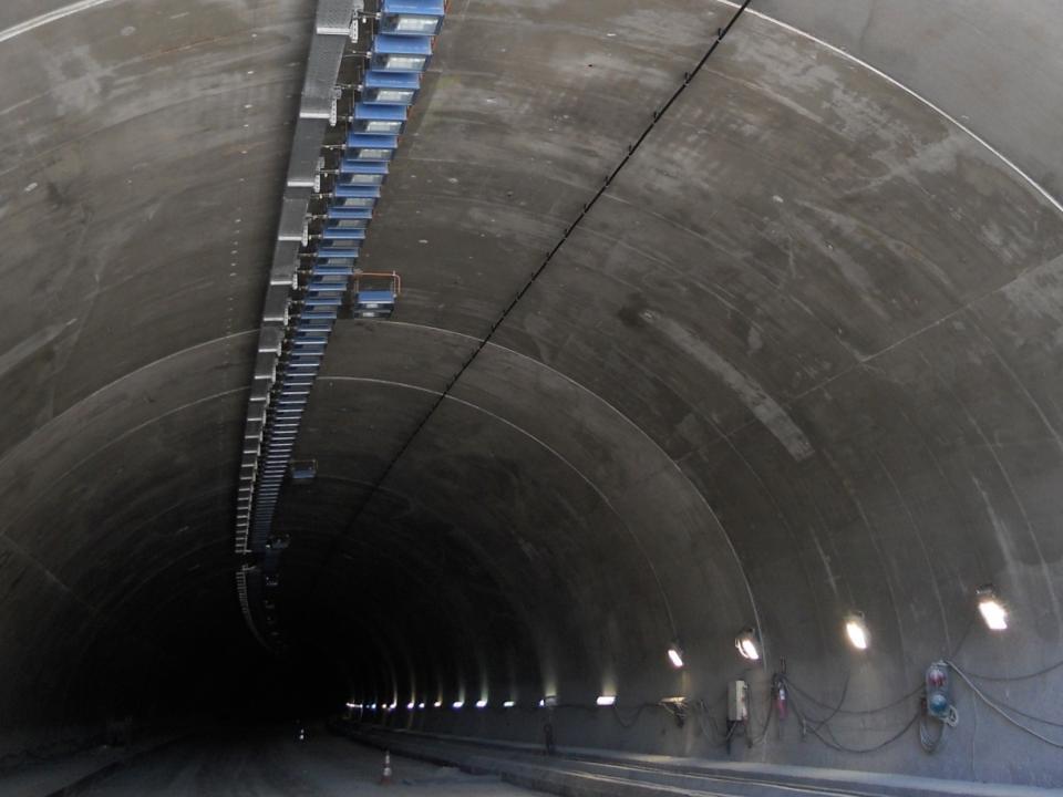 Maliakos Kleidi (T2&T3 Tunnels)