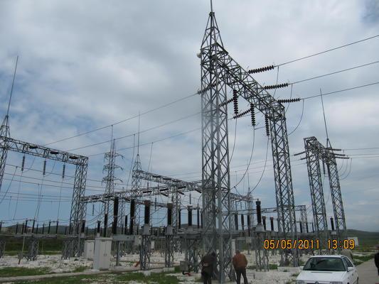 110kV Circuit Line – SOUTH ALBANIA