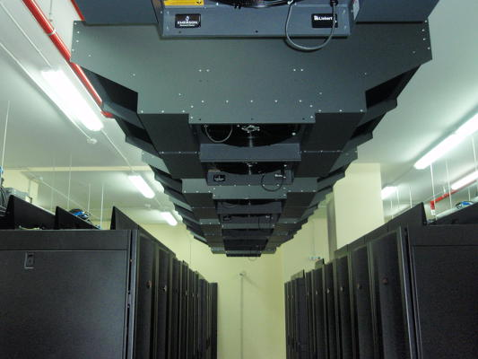 Extension of Marfin Egnatia Bank Data Center