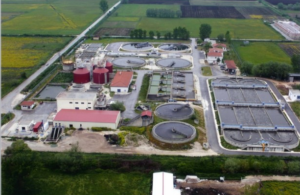 Ioannina Sewage And Waste Water Plant